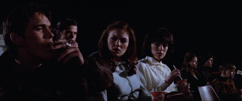Coca-Cola Soda Enjoyed by Diane Lane in The Outsiders