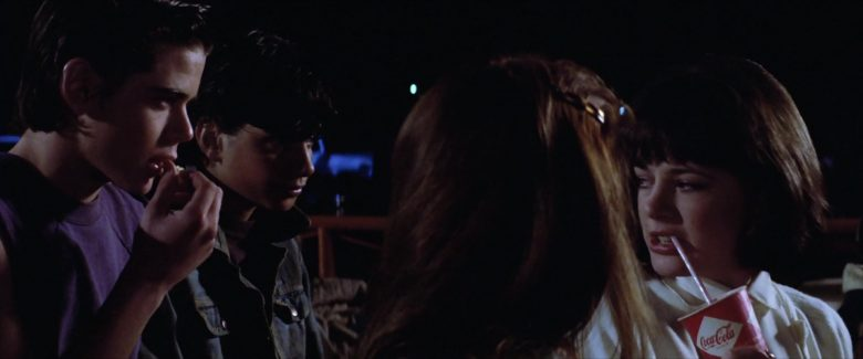 Coca-Cola Soda Enjoyed by Michelle Meyrink in The Outsiders (1)