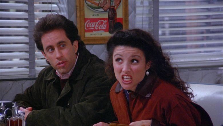 Coca-Cola Vintage Poster in Seinfeld Season 6 Episode 7 The Soup (6)