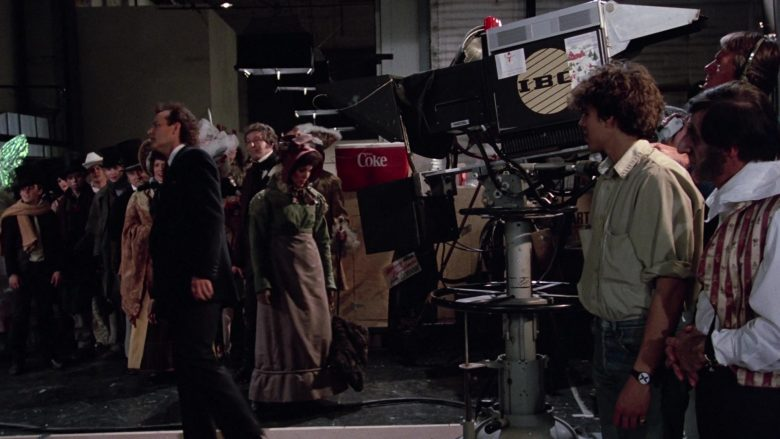 Coca-Cola in Scrooged (2)