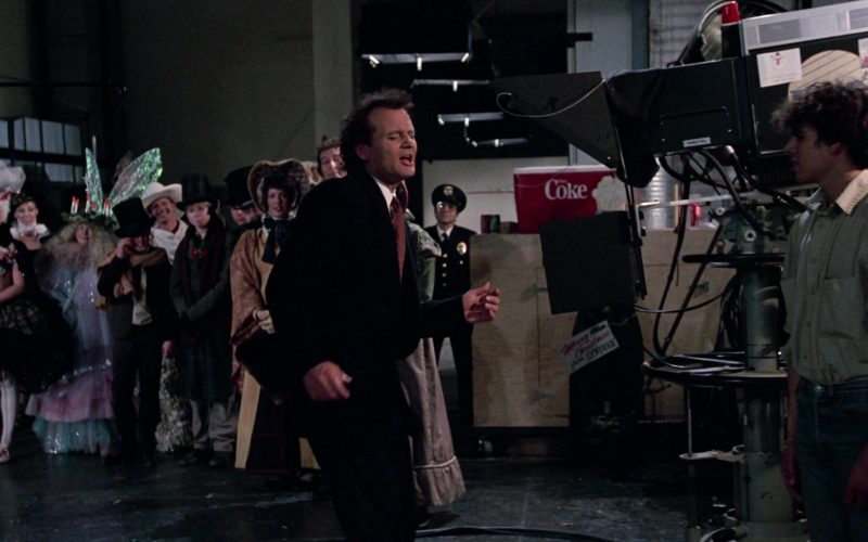 Coca-Cola in Scrooged (3)