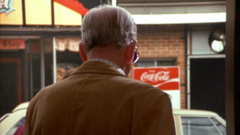 Coca-Cola in Seinfeld Season 5 Episode 3 The Glasses