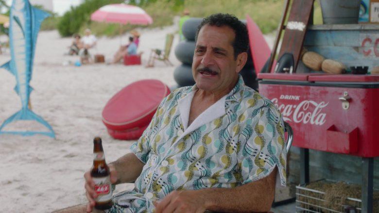 Coca-Cola in The Marvelous Mrs. Maisel Season 3 Episode 6 (2)