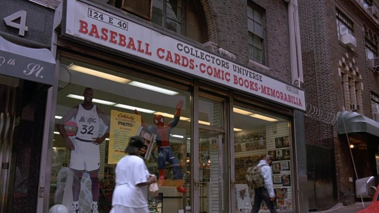 Collectors Universe in Seinfeld Season 7 Episode 4 The Wink (1)