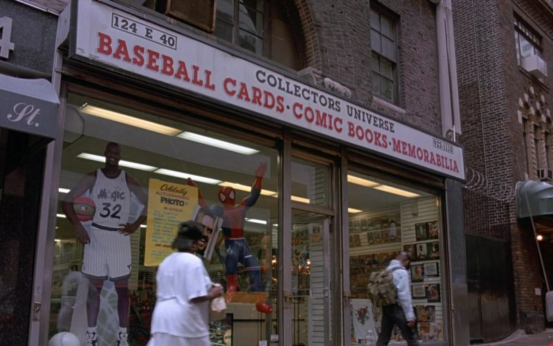 Collectors Universe in Seinfeld Season 7 Episode 4 The Wink (1)
