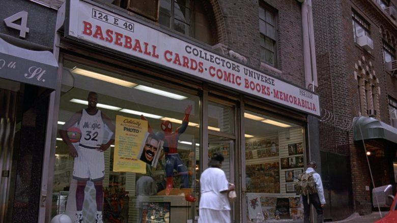 Collectors Universe in Seinfeld Season 7 Episode 4 The Wink (2)