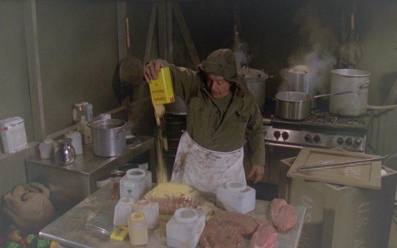 Colman's Mustard in Seinfeld Season 8 Episode 5 The Package (1)