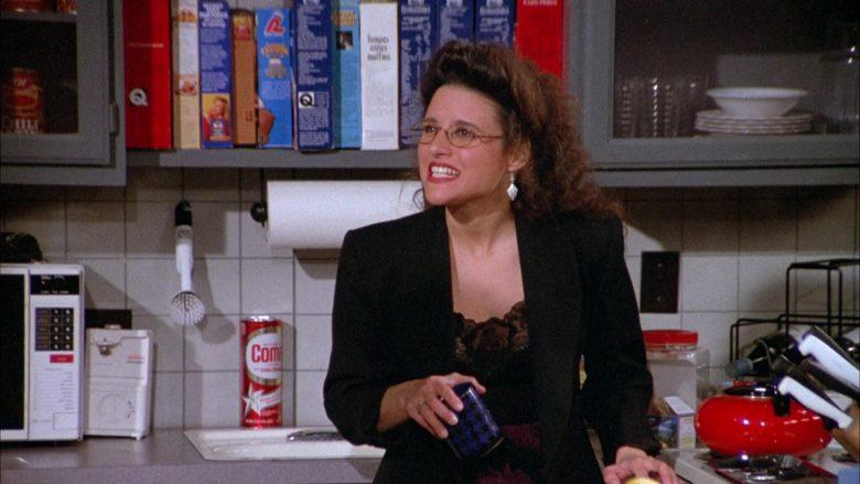 Comet Cleaner in Seinfeld Season 3 Episode 17 The Boyfriend (2)