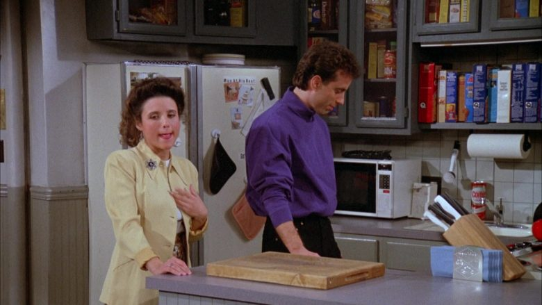 Comet Cleaner in Seinfeld Season 3 Episode 17 The Boyfriend (3)