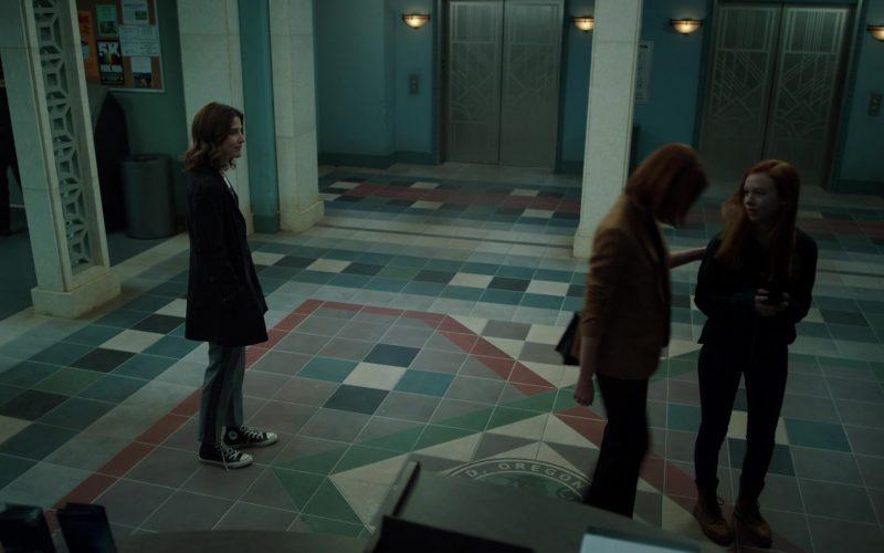 Converse Shoes Worn by Cobie Smulders as Dex Parios in Stumptown Season 1 Episode 9