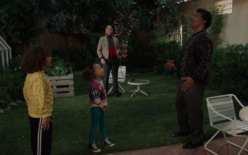 Converse Shoes Worn by Mykal-Michelle Harris as Santamonica Johnson in Mixed-ish Season 1 Episode 10 (1)