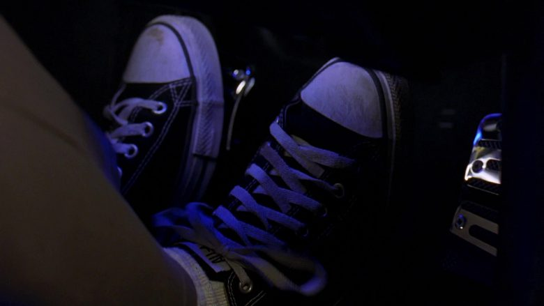 Converse Shoes Worn by Paul Walker as Brian O'Conner in 2 Fast 2 Furious (1)