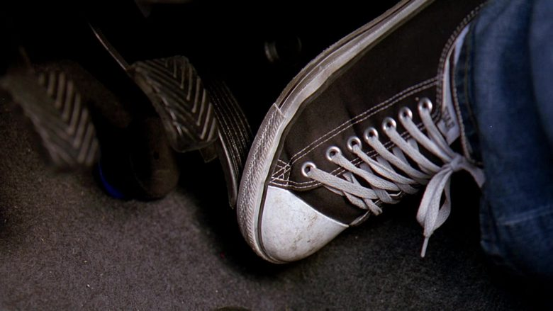 Converse Shoes Worn by Paul Walker as Brian O'Conner in 2 Fast 2 Furious (4)