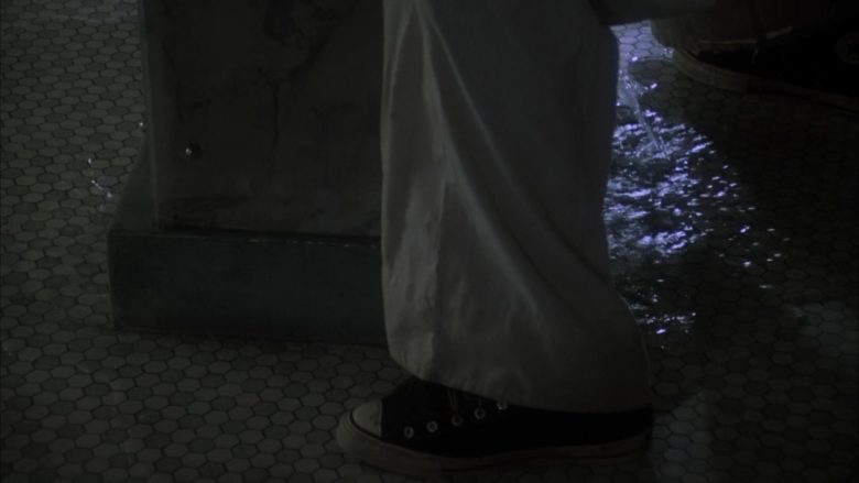 Converse Shoes Worn by Will Sampson as Chief Bromden in One Flew Over the Cuckoo's Nest (2)