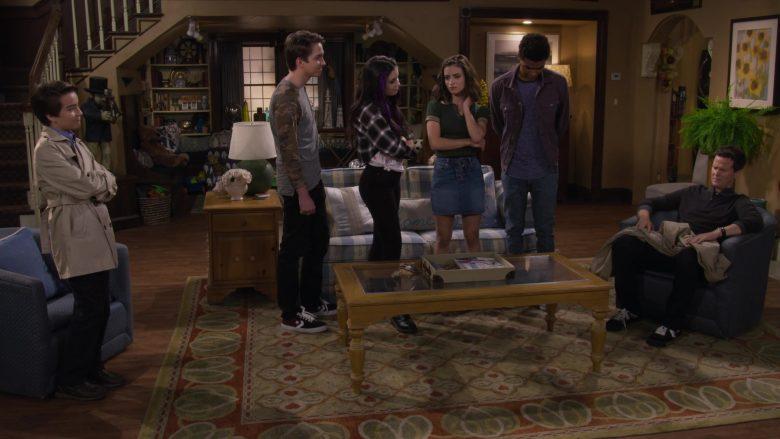 Converse Sneakers Worn by Michael Campion as Jackson Fuller in Fuller House Season 5 Episode 8