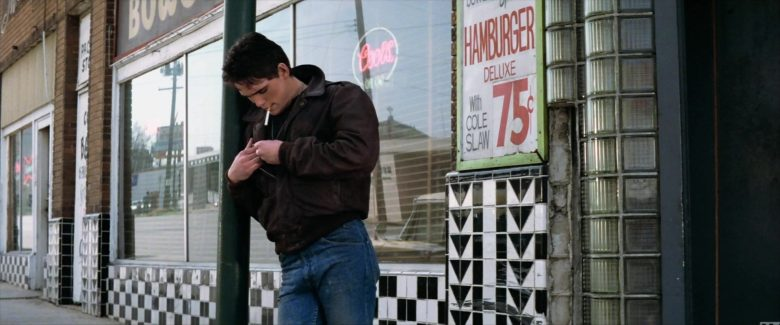 Coors Beer Sign in The Outsiders