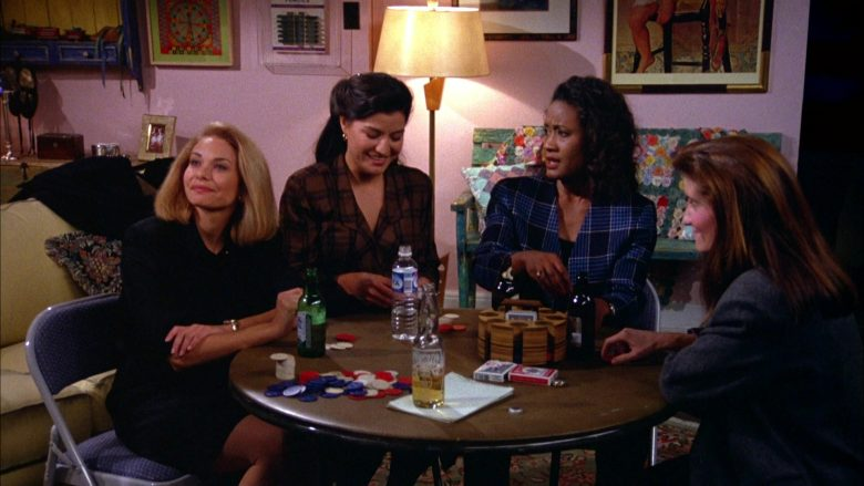 Corona Beer in Seinfeld Season 5 Episode 10 The Cigar Store Indian