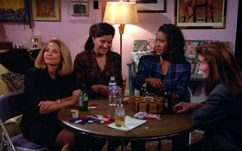 Corona Beer in Seinfeld Season 5 Episode 10 The Cigar Store Indian