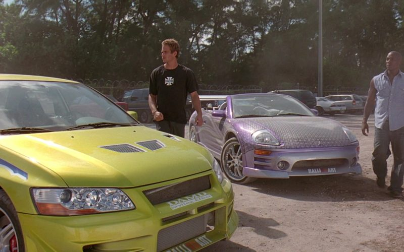 DAMD Styling Effect in 2 Fast 2 Furious