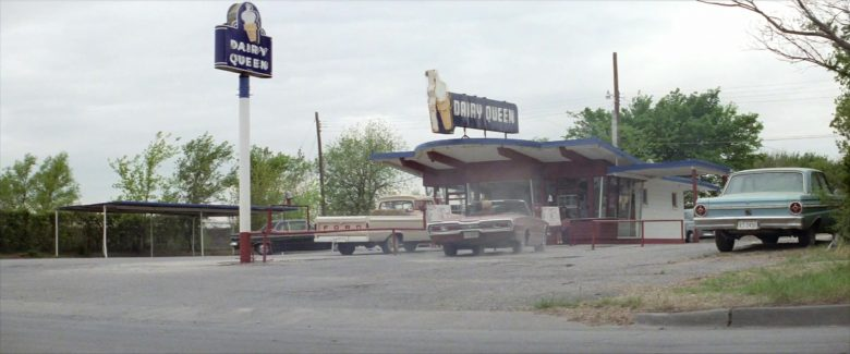 Dairy Queen Fast Food Restaurant in The Outsiders (1)