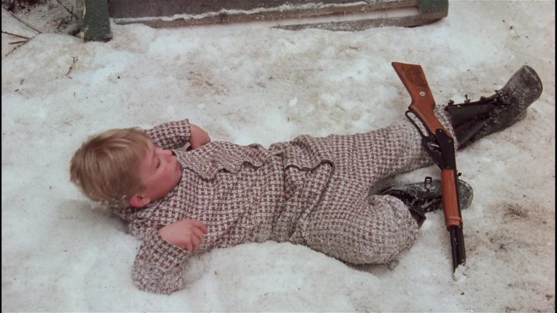 Daisy Red Ryder Gun Held by Peter Billingsley as Ralphie in A Christmas Story (9)