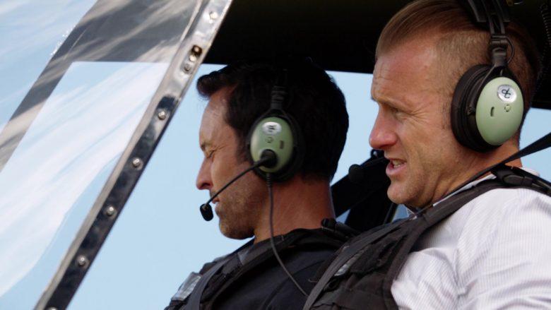 David Clark Aviation Headsets Used by Alex O'Loughlin & Scott Caan in Hawaii Five-0 Season 10 Episode 11 (1)