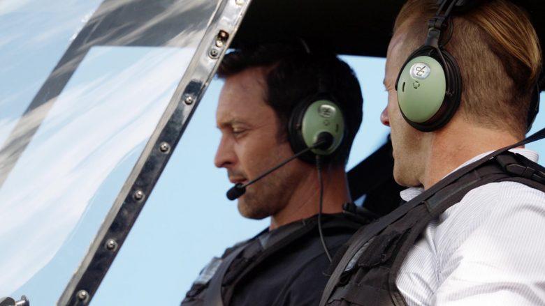 David Clark Aviation Headsets Used by Alex O'Loughlin & Scott Caan in Hawaii Five-0 Season 10 Episode 11 (2)