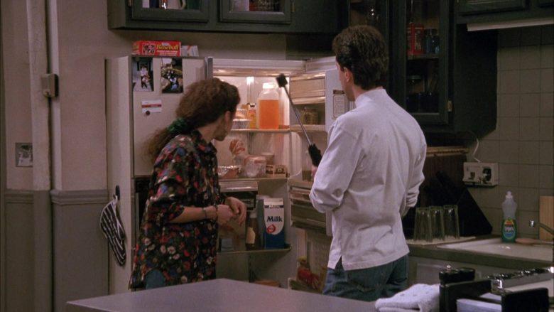 Dawn Dishwashing Liquid Dish Soap in Seinfeld Season 1 Episode 3 (1)