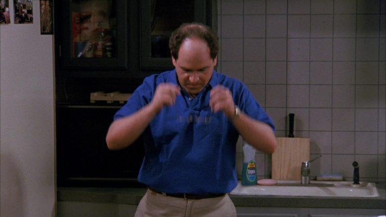 Dawn Dishwashing Liquid Dish Soap in Seinfeld Season 1 Episode 3 (3)