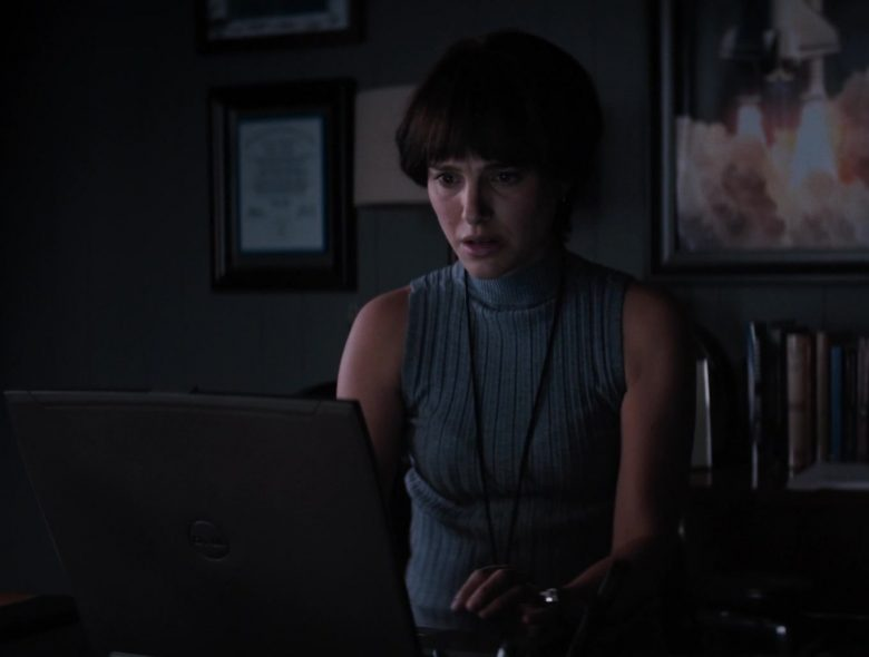 Dell Laptop Used by Natalie Portman in Lucy in the Sky (2)