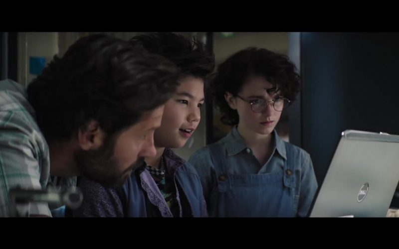 Dell Laptop Used by Paul Rudd, Logan Kim & Mckenna Grace in Ghostbusters Afterlife (2020)