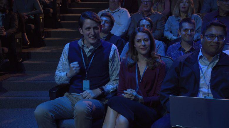 Dell Laptop in Silicon Valley Season 6 Episode 7