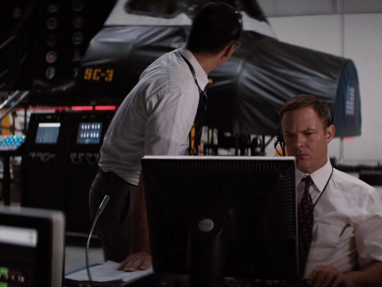 Dell Monitor in Lucy in the Sky