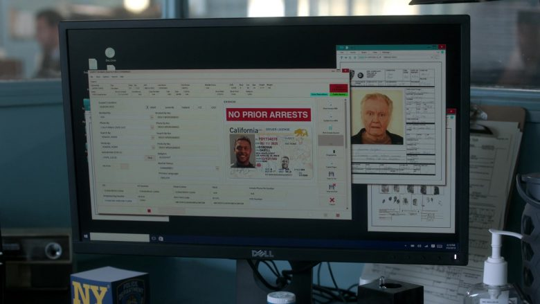 Dell Monitor in Ray Donovan Season 7 Episode 5 An Irish Lullaby