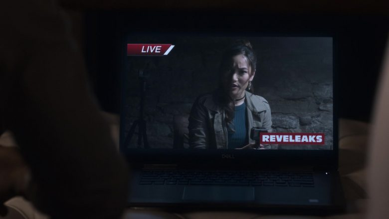 Dell Notebooks in V Wars Season 1 Episode 8 Red Rain (1)