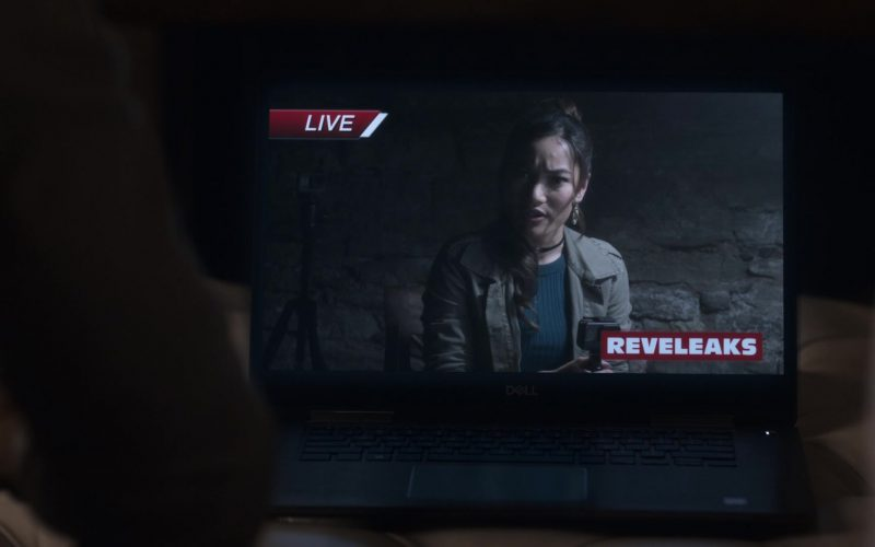 Dell Notebooks in V Wars Season 1 Episode 8 Red Rain (1)