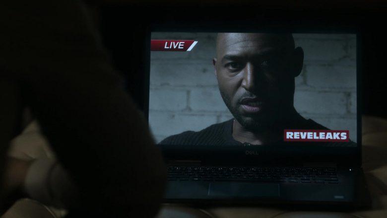Dell Notebooks in V Wars Season 1 Episode 8 Red Rain (3)