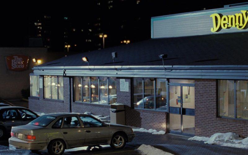 Denny's Restaurant in The Santa Clause