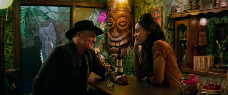 Dewar's Whisky Enjoyed by Woody Harrelson & Rosario Dawson in Zombieland Double Tap (4)