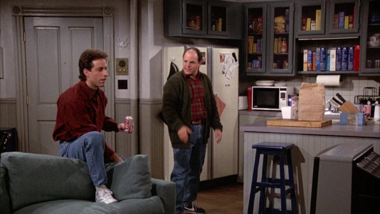 Diet Coke Can Held by Jerry Seinfeld in Seinfeld Season 3 Episode 14 (1)