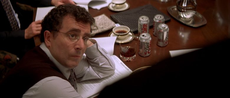 Diet Coke Cans in The Family Man (1)