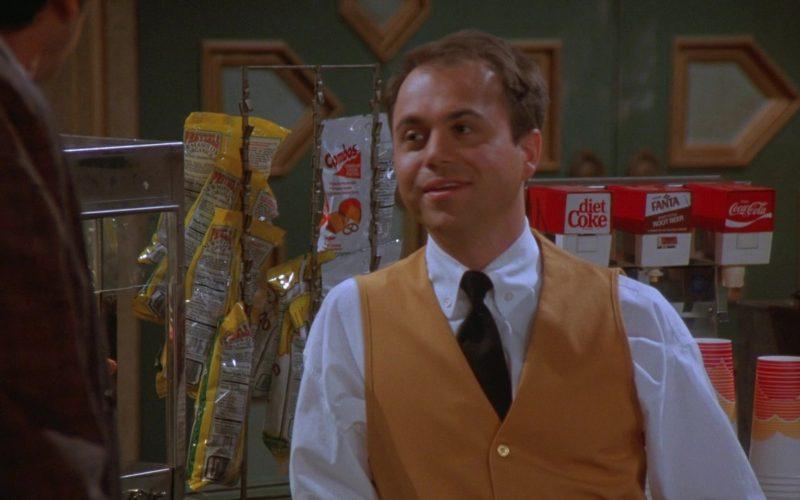 Diet Coke, Fanta, Coca-Cola in Seinfeld Season 7 Episode 10 The Gum