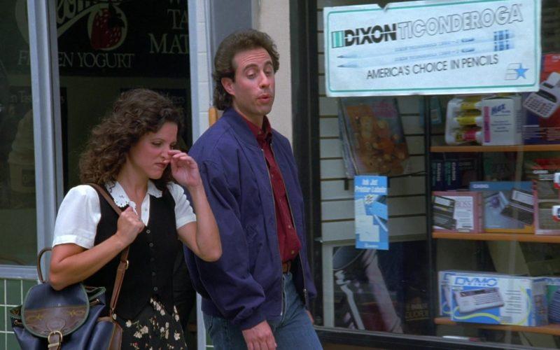 Dixon Ticonderoga in Seinfeld Season 7 Episode 3 The Maestro (1)