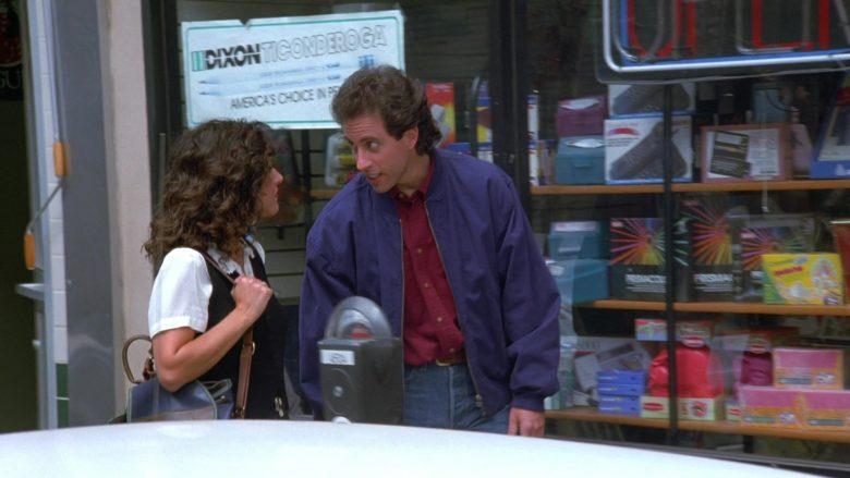 Dixon Ticonderoga in Seinfeld Season 7 Episode 3 The Maestro (2)