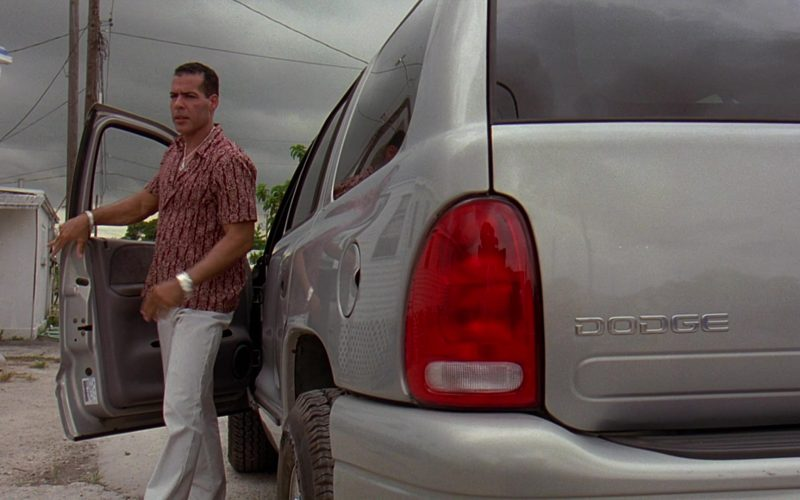 Dodge Durango Car in 2 Fast 2 Furious (1)