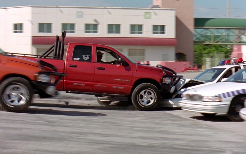 Dodge Ram 1500 Pickup Trucks in 2 Fast 2 Furious (1)
