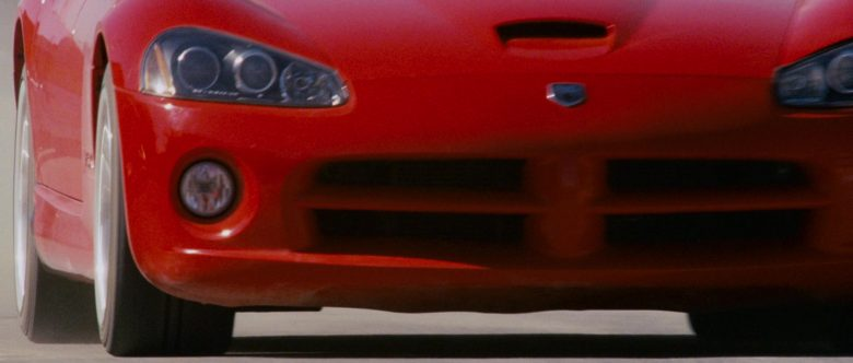 Dodge Viper SRT-10 Red Convertible Sports Car Used by Zachery Ty Bryan as Clay in The Fast and the Furious (4)