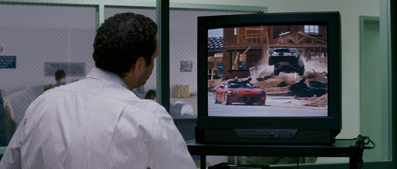 Dodge Viper SRT-10 Red Convertible Sports Car Used by Zachery Ty Bryan as Clay in The Fast and the Furious (7)