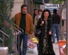 Dole Fruit Box in Seinfeld Season 6 Episode 21 The Fusilli ...