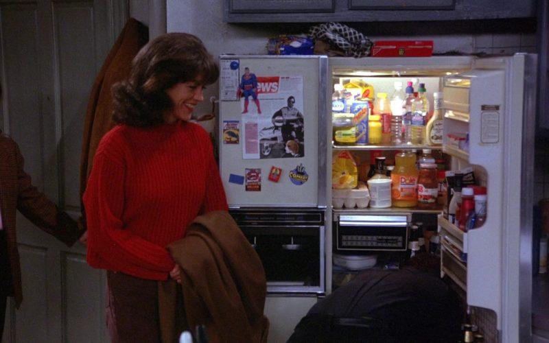 Dole Juice in Seinfeld Season 6 Episode 17 The Kiss Hello